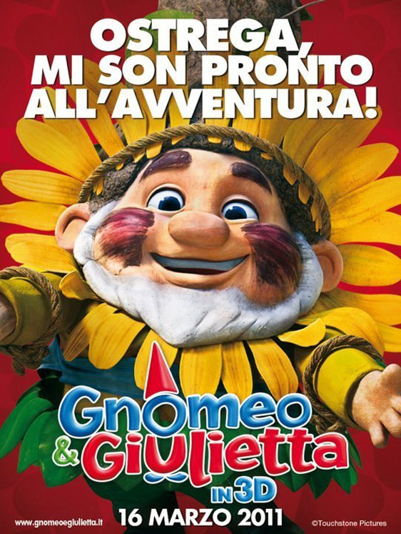 Gnomeo & Juliet Poster #10