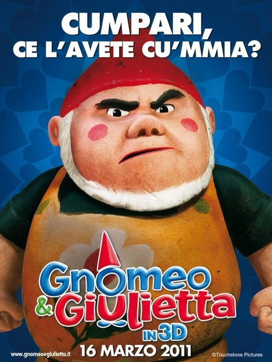 Gnomeo & Juliet Poster #12