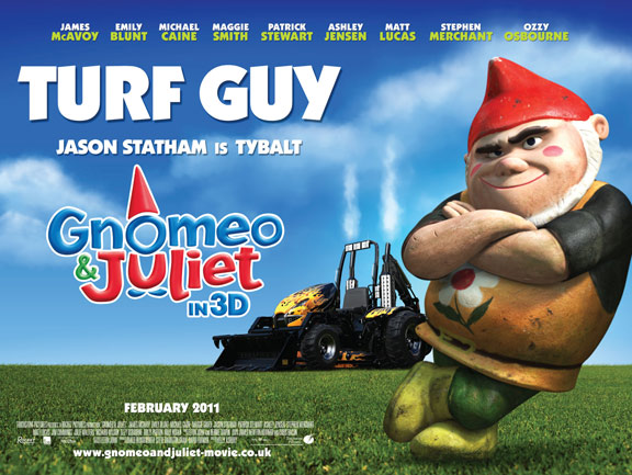 Gnomeo & Juliet Poster #5