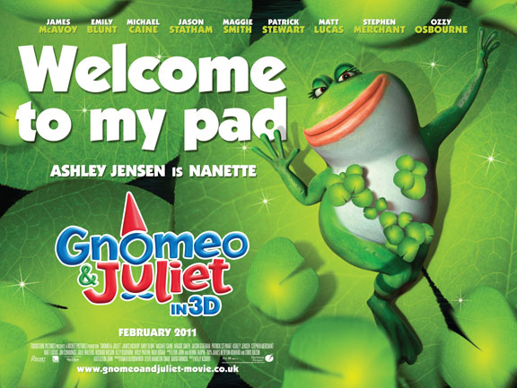 Gnomeo & Juliet Poster #7