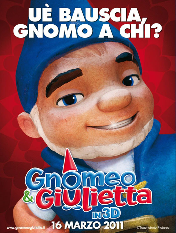 Gnomeo & Juliet Poster #8