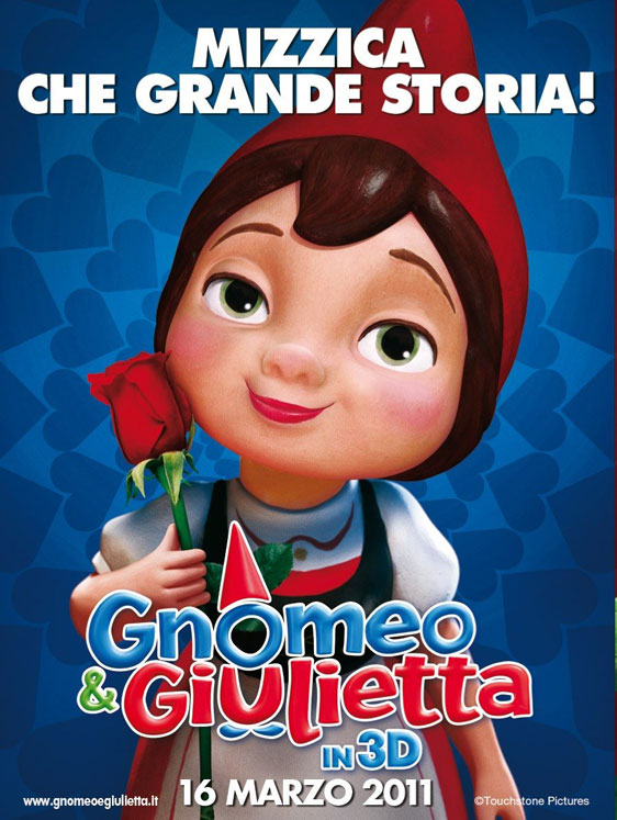 Gnomeo & Juliet Poster #9