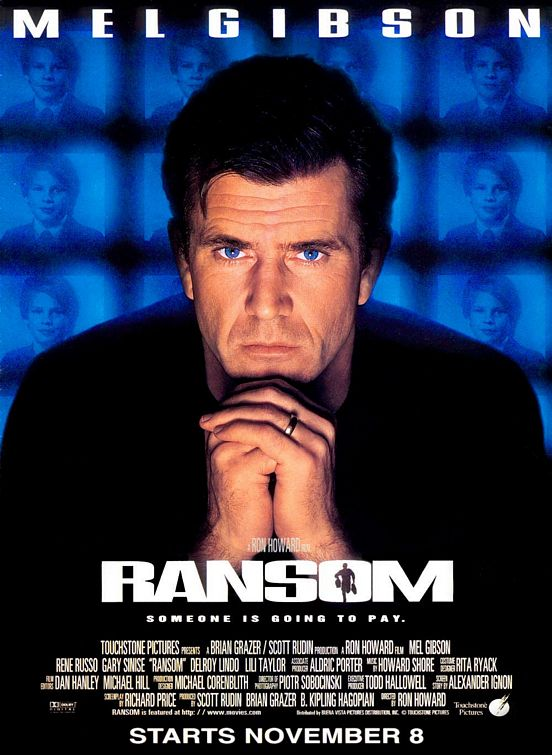 Ransom Poster #1