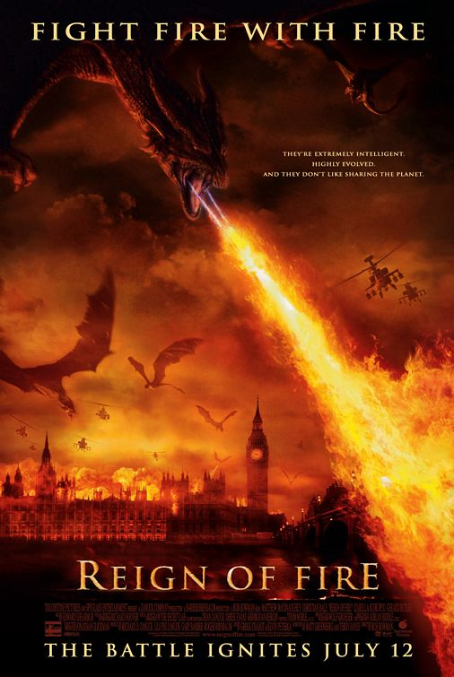 Reign of Fire Poster #1