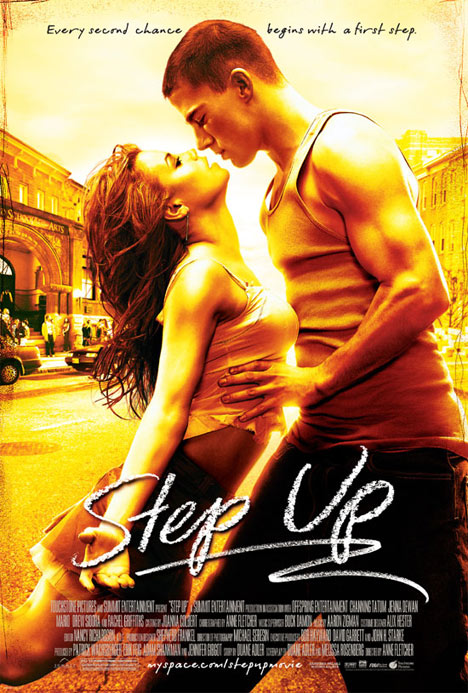Step Up Poster #1