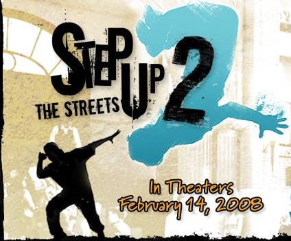 Step Up 2 the Streets Poster #1
