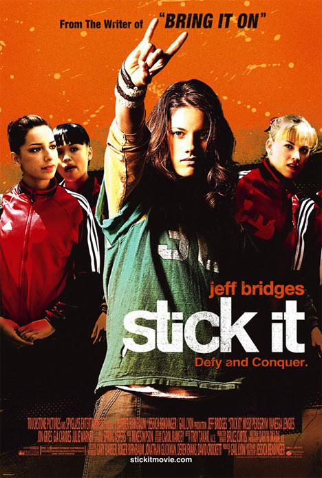 Stick It Poster #1