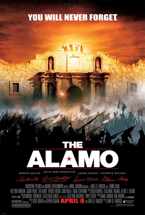 The Alamo Poster #2