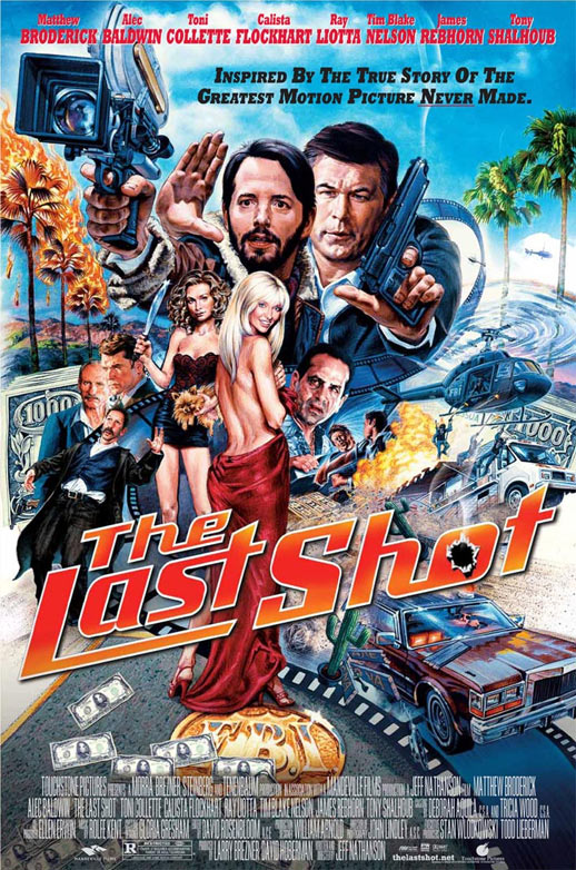 The Last Shot Poster #1