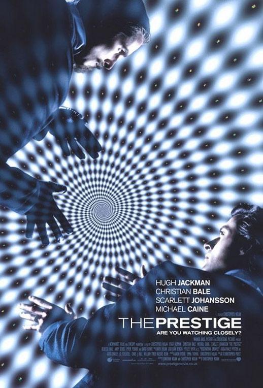 The Prestige Poster #3