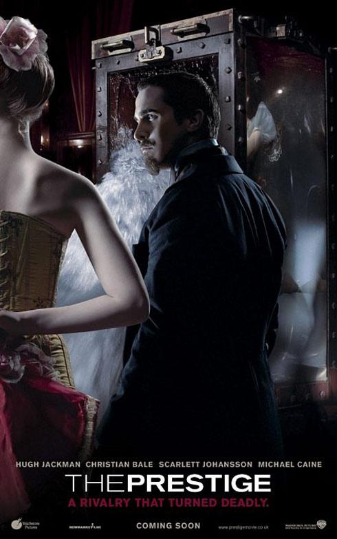 The Prestige Poster #4
