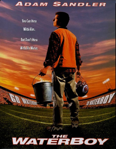 The Waterboy Poster #2