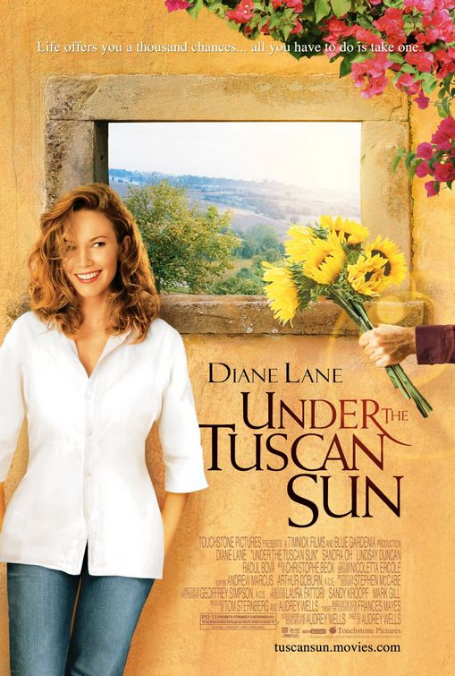 Under the Tuscan Sun Poster #1