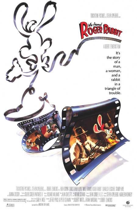 Who Framed Roger Rabbit Poster #1