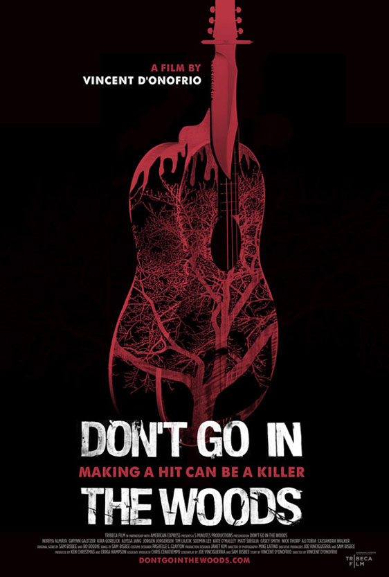 Don't Go in the Woods Poster #2
