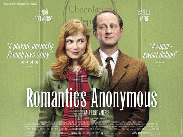 Romantics Anonymous Poster