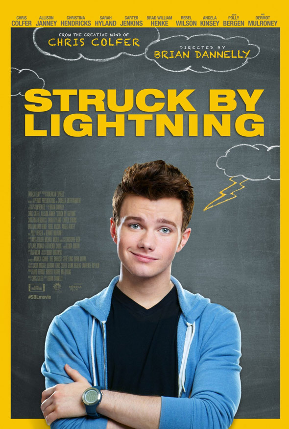 Struck By Lightning Poster #1