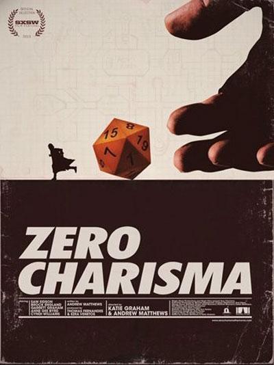 Zero Charisma Poster #2