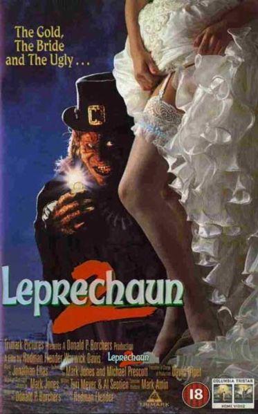 leprechaun 2 1994 poster traileraddict