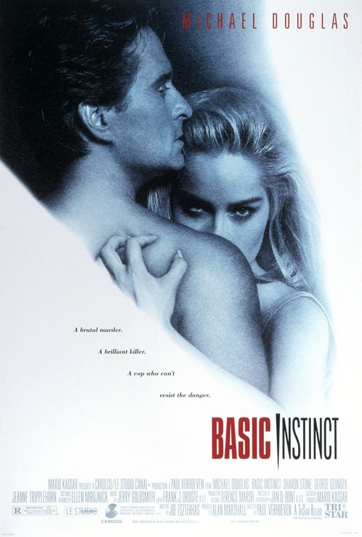 Basic Instinct Poster #1