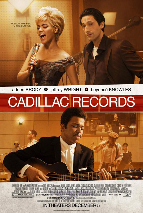 Cadillac Records Poster #1