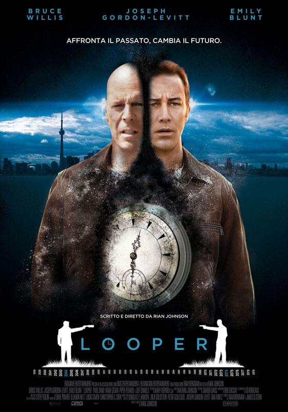 Looper Poster #17