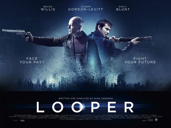 Looper Poster #3