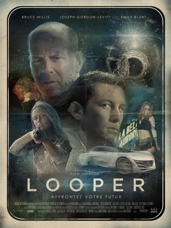 Looper Poster #5