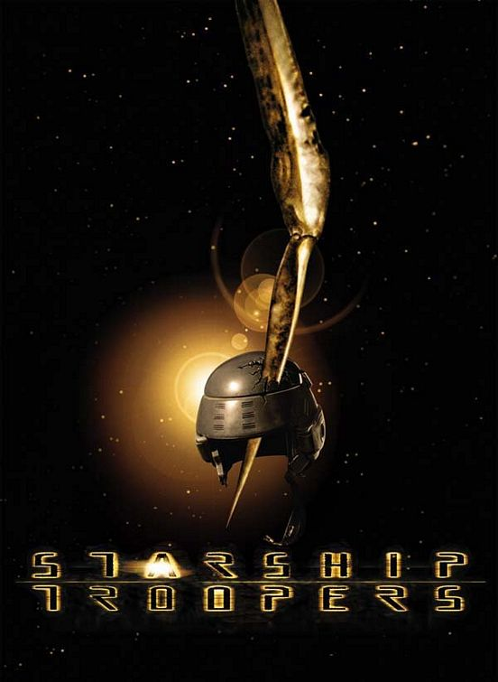 Starship Troopers Poster #1
