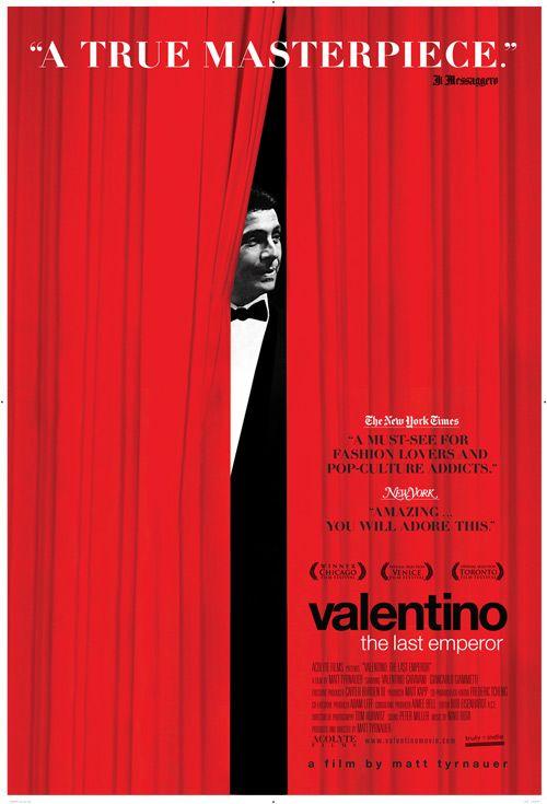 Valentino: The Last Emperor Poster #2