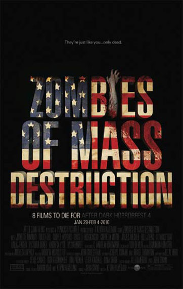 ZMD: Zombies of Mass Destruction Poster #2