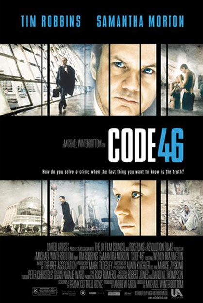 Code 46 Poster #1