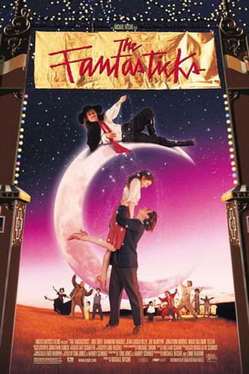 The Fantasticks Poster