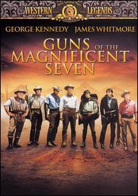 Guns of the Magnificent Seven Poster #1