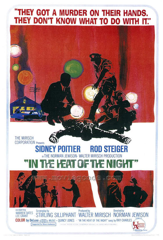 In the Heat of the Night Poster #1