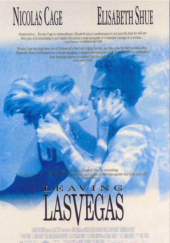 Leaving Las Vegas Poster #2