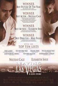 Leaving Las Vegas Poster #3