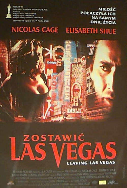 Leaving Las Vegas Poster #5