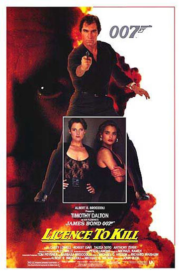 License to Kill Poster #2
