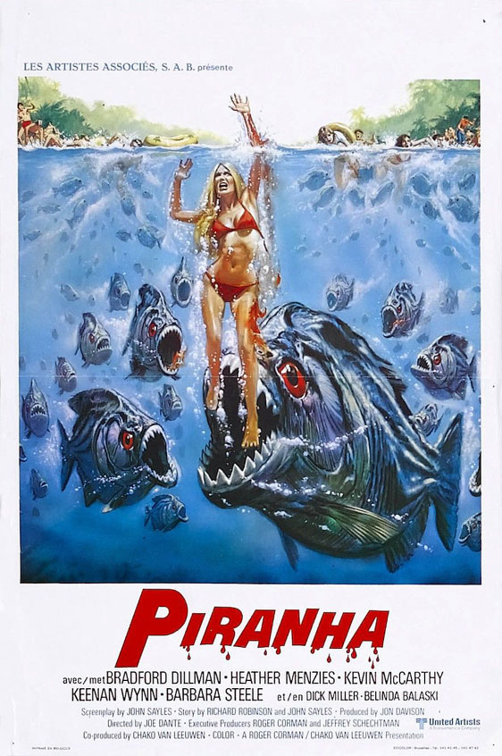 Piranha Poster #2