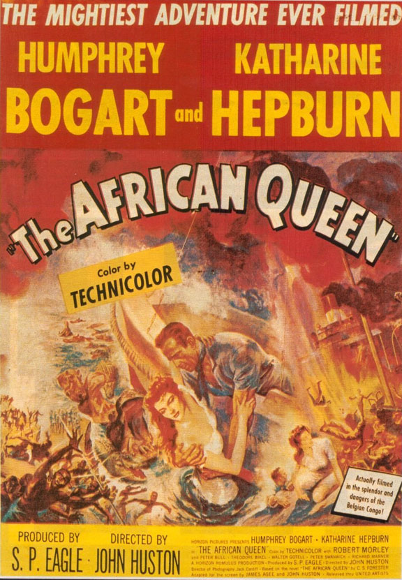 The African Queen Poster #2