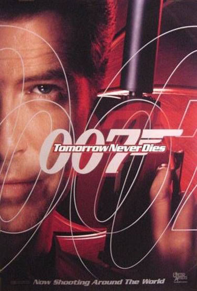 Tomorrow Never Dies Poster #2