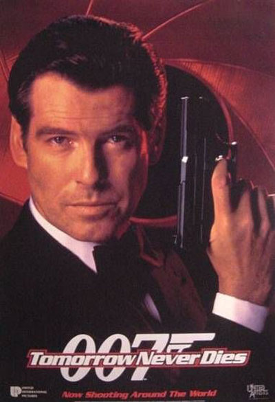 Tomorrow Never Dies Poster #3