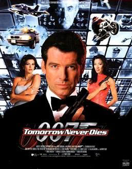 Tomorrow Never Dies Poster #4