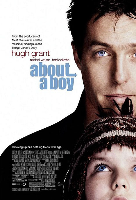 About a Boy Poster #1