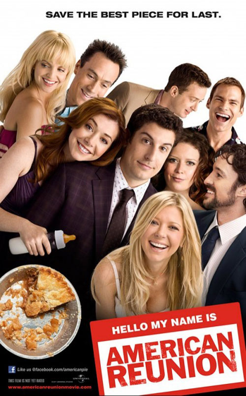 American Reunion Poster #2
