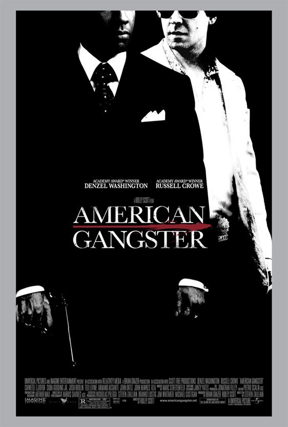 American Gangster Poster #3