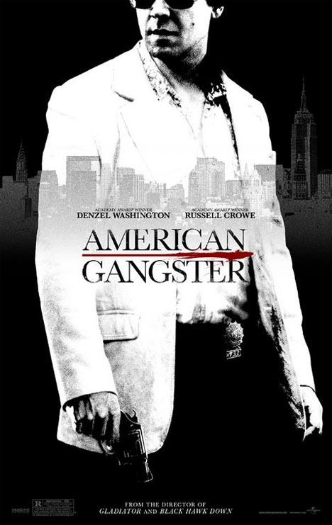 American Gangster Poster #1