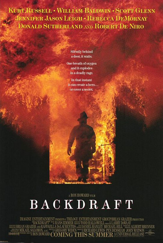 Backdraft Poster #2