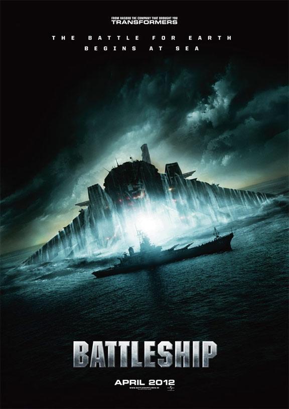 Battleship Poster #3